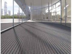 Zerbino tecnico Zerbino tecnico - Sistemi di tappeti tecnici per l'ingresso