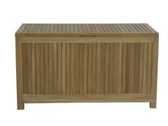 Panca da giardino in legno con contenitoreVICKY   Panca da giardino in teak - IL GIARDINO DI LEGNO