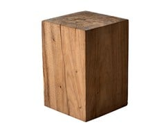 Tavolino da giardino in legno SUAR | Tavolino in teak - Suar