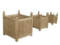 Il Giardino di Legno, TRIS Fioriera in legno