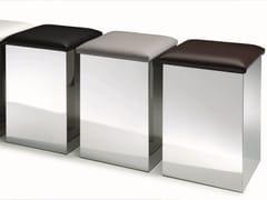 DECOR WALTHER, CASE HK 1 Portabiancheria in acciaio