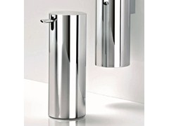 Dispenser sapone in metallo cromato TB SSP - Tube