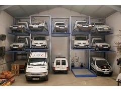 Sistema di parcheggio automaticoTRIPARK - O.ME.R.