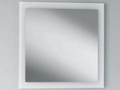 DECOR WALTHER, SPACE 56060 Specchio quadrato da parete per bagno