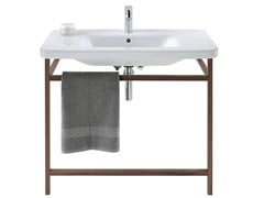 Consolle lavabo in noce DURASTYLE | Consolle lavabo in noce - DuraStyle