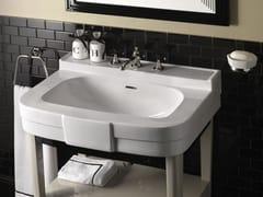 Consolle lavabo laccato con cassetti BOGART VANITY - Bogart