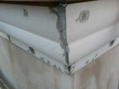 Profili decorativi prefabbricati per facciateDEKOVER - CABOX