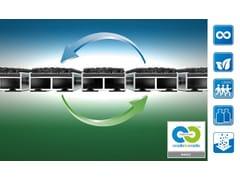 Zerbino tecnico ECOLINE® PIONEER - Sistemi di tappeti tecnici per l'ingresso