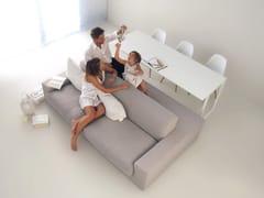 Divano / tavolo ISOLAGIORNO™ CLASS+SLIM -