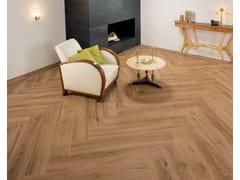 Pavimento/rivestimento ecologico ingelivo effetto legno EVOKE BEIGE - Evoke