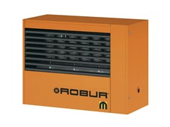 Generatori d'aria calda con bruciatore atmosferico SERIE M -