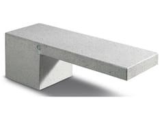 Metalco, AMBRA Panchina in materiale composito