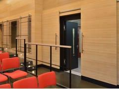 Plexwood, Pannello di rivestimento per porte Pannello di rivestimento