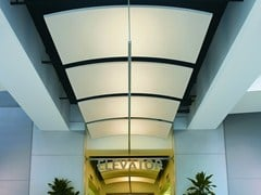 Isole acustiche OPTIMA CANOPY CURVED - ARMSTRONG CEILING SOLUTIONS