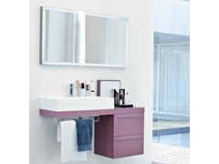 Mobile lavabo laccato COMP MFE14 - My Fly Evo