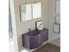 Mobile lavabo con cassetti COMP MFE15 - My Fly Evo
