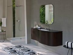 Mobile lavabo laccato sospeso COMP MSP12 - My Seventy Plus