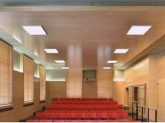 Plexwood, Pannelli per controsoffitto Pannelli per controsoffitto in legno