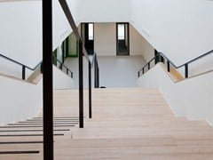 Rivestimento per scale in legnoScale - PLEXWOOD