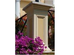 Pilastro in cemento armatoPilastri - F.LLI MARESCA