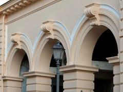 Archi in cemento armatoArchi e ovali - F.LLI MARESCA