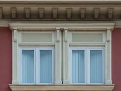 Cornice per facciata in cemento armatoCornice per facciata - F.LLI MARESCA