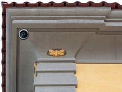 Cornicione in cemento armatoCornicione - F.LLI MARESCA