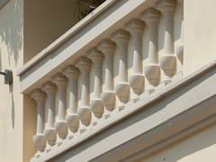 Balaustra in cemento armatoParapetto - F.LLI MARESCA