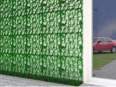 Griglia per verde verticaleWALL-Y - GEOPLAST