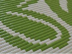 Mosaico+, SIXTY GREEN Mosaico in vetro sinterizzato
