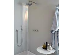 Rubinetto per doccia con doccetta con soffione AGORÀ | Rubinetto per doccia con doccetta - Agorà
