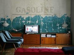 Wall&decò, GASOLINE Effetto muro con scritte