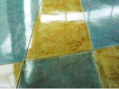 Stone International, ACID STAIN Pavimenti acidificati effetto marmo