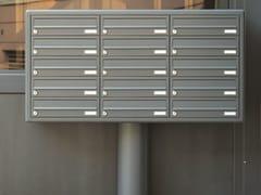 Cassetta postale monofacciale per esterni EURO 37-26 | Cassetta postale - Esterni