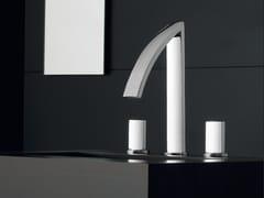 Rubinetto per lavabo a 3 fori da piano MOON | Rubinetto per lavabo a 3 fori - Moon