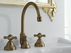 Rubinetto per lavabo a 3 fori in stile classico 800 | Rubinetto per lavabo a 3 fori - 800