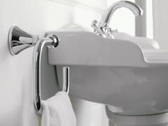 Porta asciugamani ad anello MILLE   Porta asciugamani - Mille