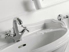 Rubinetto per lavabo da piano monoforo MILLE | Rubinetto per lavabo monoforo - Mille