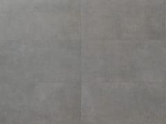 Pavimento/rivestimento in gres porcellanato effetto cemento per interni ed esterniMATERIA D Cenere - ITALGRANITI