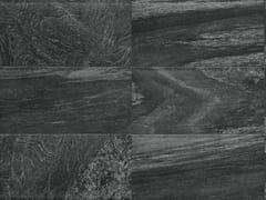 Pavimento/rivestimento in gres porcellanato effetto pietra per interni ed esterniMINERAL D Pirite - ITALGRANITI
