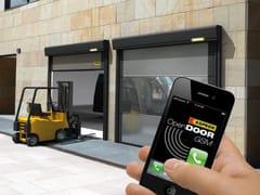 Sistema per il comando dell'apertura dei prodotti KopronOPEN DOOR GSM - KOPRON®