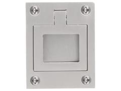 Formani, ONE - PB51/60 Maniglia per mobili in acciaio inox ad incasso
