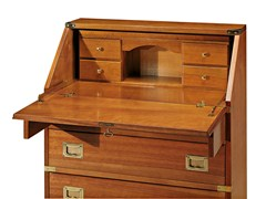Scrittoio in legno con ante a ribalta601   Scrittoio - CAROTI & CO.