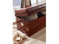 Cassapanca in legno617 | MILLERIGHE - CAROTI & CO.