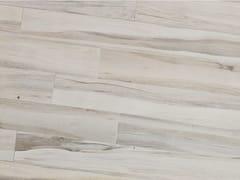 Pavimento in gres porcellanato effetto legnoMAXIWOOD Rovere Bianco - ITALGRANITI