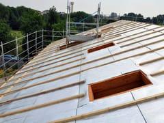 Telo isolante per coperture e pareti ventilateOVER-FOIL CLIMA - OVER-ALL