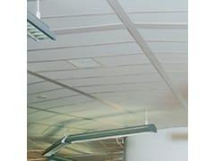 Knauf AMF, THERMATEX – SISTEMA I Pannelli per controsoffitto acustico in fibra minerale