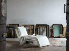 Poltrona / chaise longueLUNA | Chaise longue in pelle - MINIMOMASSIMO