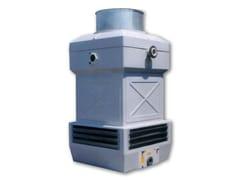 AERMEC, Gruppo di accumulo Gruppi d'accumulo d'acqua e torri evaporative