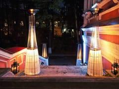 ITALKERO, LIGHTFIRE - DOLCEVITA Stufa da esterno a torre